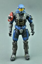 Halo Reach Hazop Spartan Blue McFarlane Action Figure #2 $39.99