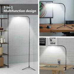 Modern Adjustable Floor Lamp Standing LED Dimmable For Reading Home Office $36.85