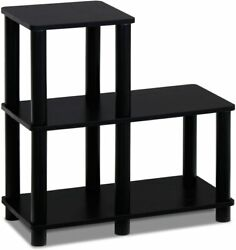 End Table Night Stand 3 Tier Tables Furniture Office Home Modern Decor Small New $21.08