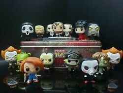 Funko Mini Pocket Pop Horror Classics Spooky 13 Day Countdown 3SHIPSFREE $13.99