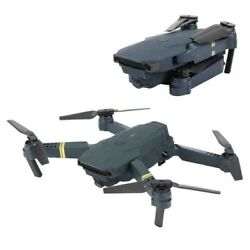 Drone X Pro Foldable Quadcopter WIFI FPV with 1080P HD Camera $54.99