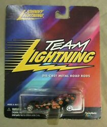 Team Lightning Pink Panther Rods Johnny Lightning 2000 NEW FREE SHIPPING $7.95