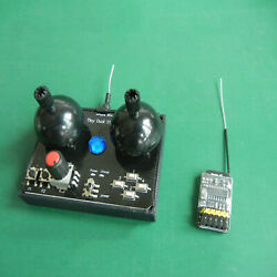 8 Channels NRF24 Multi protocol Remote ControlReceiver for RC Car Boat Aircraft $42.93