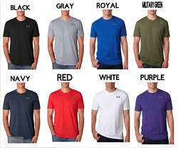 Under Armour Men#x27;s T Shirt Loose Fit $11.99