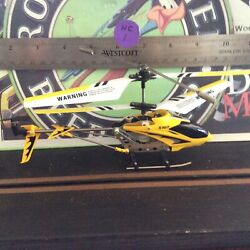 Rc Helicopter Parts Untested Selling As Is No Controler $11.00