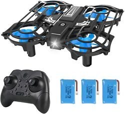 Mini Drones for Kids and Beginners RC Small Quadcopter Drone with $48.91