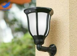New Style Solar Flame Light Outdoor Wall Lamp Garden Light Floor Led Bulb Outlet $34.40