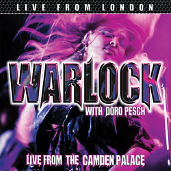 Warlock • Doro • Live From Camden Palace CD 2016 Store For Music UK •• NEW •• $15.69