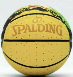 New Limited Edition Spalding Street Taco Supreme Ball Basketball NBA *In Hand* $79.99