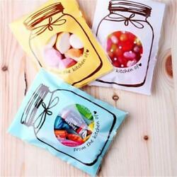 Holiday Gift Bags Xmas Candy Pouch Christmas Cute Party Favors Gift Treat Bags $3.54