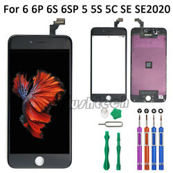 iPhone 6 6S Plus LCD Touch Display Screen Digitizer Replacement OEM9 In 1 Tools $19.95