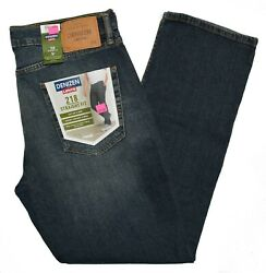 Denizen From Levi#x27;s #10341 NEW Men#x27;s Straight Fit 218 Stretch Jeans $22.99
