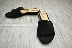 **Sam Edelman Liliana Sandals Women#x27;s Size 7.5 M Black NEW $28.59