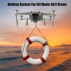 Airdrop System For DJI Mavic Air2 Drone Wedding Proposal Delivery Tool Dispenser $30.39