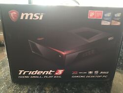 MSI Gaming Desktop PC $900.00