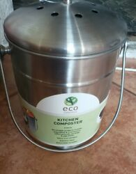 Eco Kitchen Compost Bin 5 Liters $23.99
