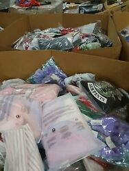 Wholesale Clothing pallet Assorted Brand New Men's And Women's Clothing 100 Pcs