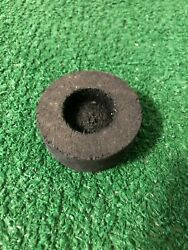 LOGAN LATHE FLOOR AND BENCH MODEL BACK DRIVE RUBBER FOOT. REPLACES PART #0647 $9.50