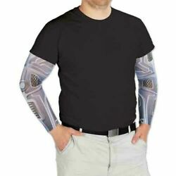 Robot Party Sleeves Halloween Party prop 2 pieces free shipping $6.25