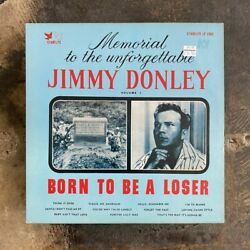 Donley Jimmy quot;Born To Be A Loserquot; $14.99