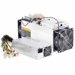 Single Bitmain Antminer S9 13.5 TH s Ready to Ship With PSU amp; USED USA $59.99
