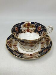 Royal Albert Heirloom Cup amp; Saucer $27.99
