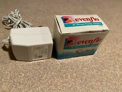Evenflo Breast Pump AC Adapter Power Supply 3 Volts 52130 52131 amp; 53132 $6.00
