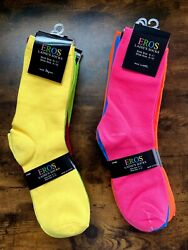 Novelty Women#x27;s Socks NEON SOLID $20.00