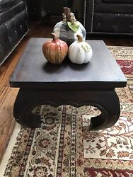 Wooden Table $30.00