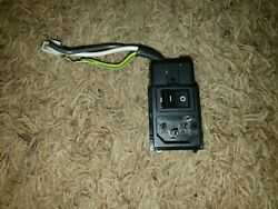 PLAYSTATION 3 PS3 FAT Power Switch Socket $5.00