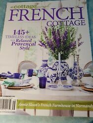 THE COTTAGE JOURNAL FRENCH FALL 2020 romantic country home southern living style $10.25