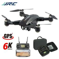 Hipac Jjrc X16 Rc Drone Gps With 6k Camera Remote Control Quadcopter Gps Drone F $172.24