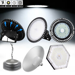 UFO LED High Bay Light 300W 200W 150W 100W 70W 50W Industrial Commercial Light