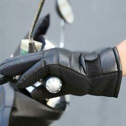 USB Electric Waterproof Gloves Winter Motorcycle Motorbike Warm Glove R8H8 $18.68