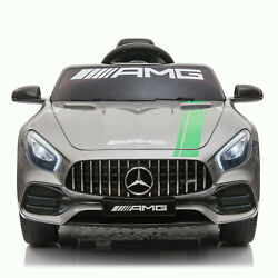 12V Electric Kids Ride On Car Toy Mercedes Benz GT Licensed MP3 Remote Control $149.99