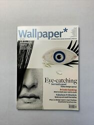 Wallpaper Magazine May 2005 #78 Archictecture Design Art And Fashion $40.00