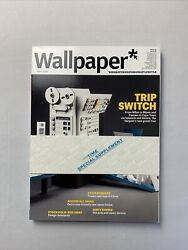 Wallpaper Magazine May 2008 #110 Time Special Supplement Archictecture Design $40.00