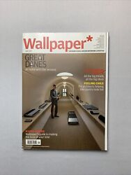 Wallpaper Magazine May 2007 #99 Archictecture Design Art And Fashion $40.00