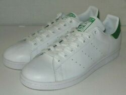 ADIDAS STAN SMITH M20324 White Green Shoes MENS 11 FITS LIKE AN 11.5 $39.99