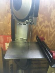 TABLE ONLY for Band Saw harbor freight 63444 10 Amp Variable Speed Band Saw $45.00