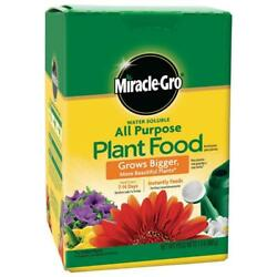 Miracle Grow Water Soluble 1.5 lb. All Purpose Plant Food $16.99