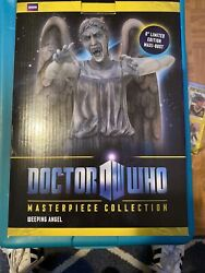 Doctor Who Masterpiece Collection Weeping Angel 8#x27;#x27; MAXI BUST Original Package $120.00