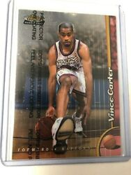 Vince Carter 1998 Topps Finest RC with coating $14.99