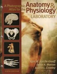A Photographic Atlas for the Anatomy amp; Physiology Laboratory VERY GOOD $8.47