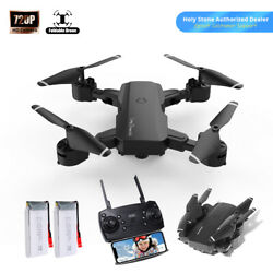 Holy Stone fpv drones with HD Camera FPV 2 batteries RC Quadcopter For Kid Gift $49.99
