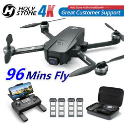 Holy Stone HS720E 5G Drone with 4K UHD Camera GPS Brushless Quadcopter FPV Case $45.99