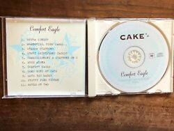 Comfort Eagle Cake CD 2001 Columbia USA short skirt long jacket $5.00