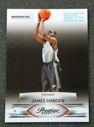 2009 10 Panini Prestige Draft Picks Light Blue 999 James Harden #153 Nm mt $40.00