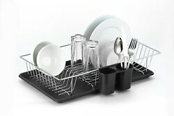 Stainless Steel Dish Rack Dish Drying Rack Kitchen Holder $19.99
