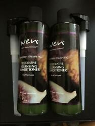 WEN MANDARIN ITALIAN FIG RESTORATIVE CLEANSING CONDITIONER. LOT OF 2. $34.99